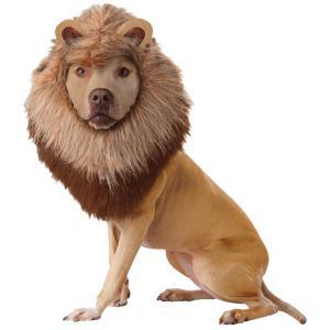 ライオン コスチューム ペット用 アニマルプラネット amecos