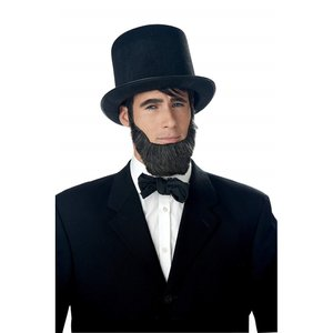 紳士 付け髭 ヨーロッパ 大人用 ダークブラウン|amecos