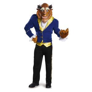 ビースト 衣装、コスチューム 大人男性用 Prestige 美女と野獣 ディズニー ハロウィン amecos