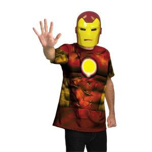 アイアンマン  大人男性用 衣装、コスチューム コスプレ IRON MAN ALTERNATIVE|amecos