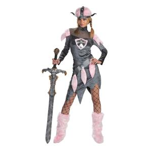戦士  大人女性用 衣装、コスチューム コスプレ BARBARIAN BABE ADULT amecos