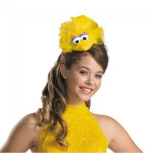 ビッグバード セサミストリート ヘッドピース 子供女性用 Big Bird Headband|amecos