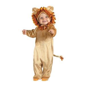 子ライオン 動物 衣装、コスチューム ベビー用 Cuddly Cub amecos