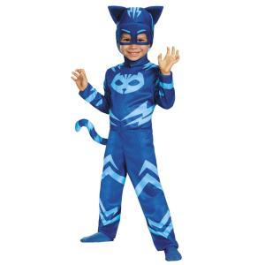 キャットボーイ しゅつどう!パジャマスク 衣装、コスチューム 子供男性用 コスプレ CATBOY CLASSIC TODDLER amecos