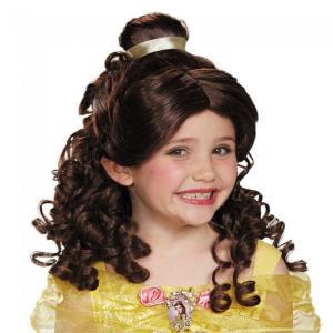 ベル 美女と野獣 ウィッグ 子供女性用 Belle Child Wig amecos