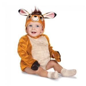 バンビ バンビ 衣装、コスチューム ベビー用 仮装 Bambi Deluxe Infant|amecos