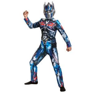 オプティマスプライム トランスフォーマー 衣装、コスチューム 子供男性用 OPTIMUS PRIME CLASSC CHILD amecos