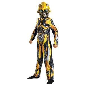 バンブルビー トランスフォーマー 衣装、コスチューム 子供男性用 BUMBLEBEE CLASSIC CHILD amecos