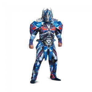 オプティマスプライム トランスフォーマー 衣装、コスチューム 大人男性用  amecos