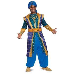ジーニー 衣装、コスチューム 大人男性用 アラジン Classic ディズニー amecos