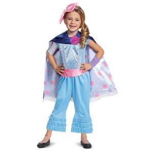 ボー・ピープ 衣装、コスチューム 子供女性用 トイストーリー Deluxe ディズニー|amecos