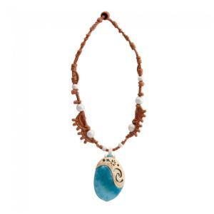■商品コード:d24861 『モアナと伝説の海』に登場する『モアナ』の子供用ネックレスです。 ■含ま...