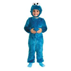 クッキーモンスター セサミストリート 衣装、コスチューム 子供男性用 Cookie Monster Comfy Fur|amecos