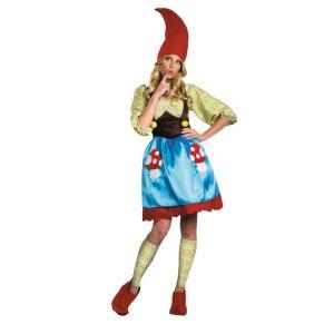 ガーデンノーム GNOME 大人女性用 衣装、コスチューム コスプレ MS. GNOME|amecos