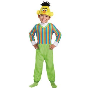 バート セサミストリート 衣装、コスチューム 子供男性用 Bert Deluxe Infant|amecos