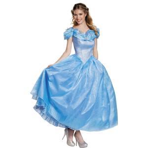 シンデレラ 衣装、コスチューム 大人女性用 Disney Cinderella  ディズニー amecos