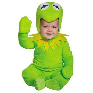 カーミット セサミストリート 衣装、コスチューム ベビー用 Kermit Infant|amecos