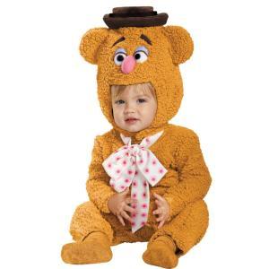 フォジー セサミストリート 衣装、コスチューム ベビー用 FOZZIE INFANT|amecos