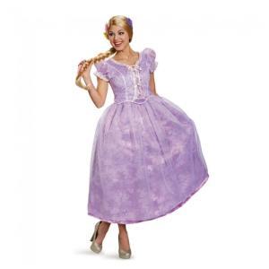 ラプンツェル 塔の上のラプンツェル 衣装、コスチューム 大人女性用 仮装 Rapunzel Ultr...
