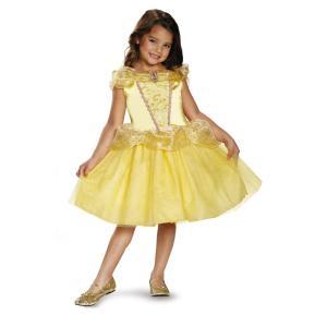 ベル 衣装、コスチューム 子供女性用 Classic 美女と野獣 ディズニー ハロウィン amecos