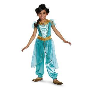 アラブの世界を舞台にしたディズニーのアニメ映画「アラジン」に登場する「ジャスミン」のDeluxe版子...