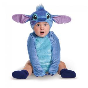 スティッチ リロ・アンド・スティッチ 衣装、コスチューム ベビー用 仮装 Stitch Infant|amecos