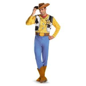 ウッディー 衣装 、コスチューム 大人男性用 トイストーリー ディズニー|amecos