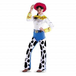 トイストーリー ジェシー Deluxe ディズニー衣装 、コスチューム 女性用|amecos