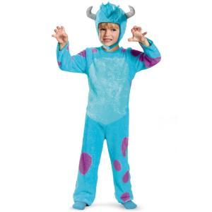 サリー 衣装 、コスチューム 子供男性用 モンスターズ・ユニバーシティー モンスターズインク Monsters U Sulley amecos
