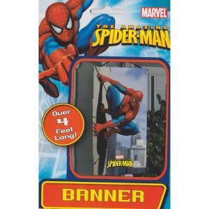 スパイダーマン グッズ 人気 スパイダーマン バナー B|amecos
