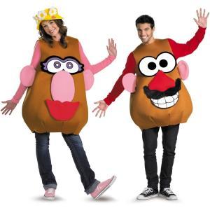 ポテトヘッド 衣装、コスチューム 大人用 トイストーリー ディズニー Mr. or Mrs. Potato Head|amecos