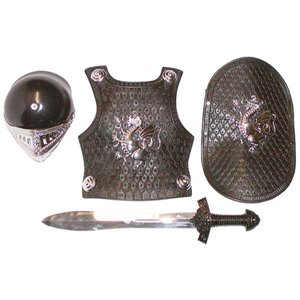 騎士 甲冑、鎧 子供男性用 武器|amecos