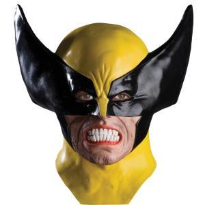 ウルヴァリン マスク Marvel X-Men Adult Wolverine Latex Mask|amecos