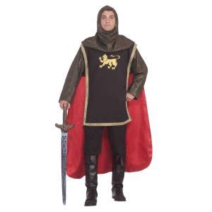 中世の騎士 コスチューム 大人男性用 Medieval Knight|amecos