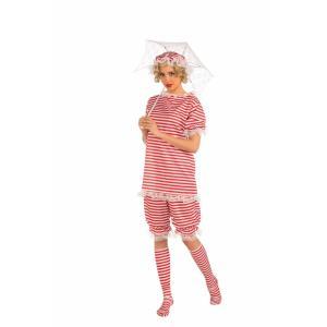 ビーチファッション 20年代 女性用 コスチューム 大人女性用 Beachside Bettie amecos