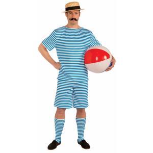 ビーチファッション 20年代 コスチューム 大人男性用  Beachside Clyde amecos