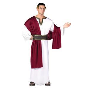 ローマ カエサル 衣装 、コスチューム Deluxe Caesar 大人男性用 amecos