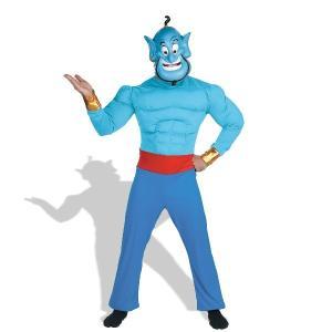アラジン ジーニー ランプの魔人 衣装 、コスチューム (男性用) ディズニー忘年会 amecos