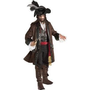 カリブの海賊 衣装 、コスチューム Grand Heritage (男性用)忘年会