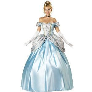 コスプレドレス 衣装 人気 Enchanting Princess シンデレラ風 ドレス コスプレ ...