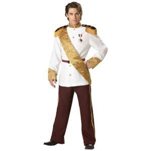 プリンス・チャーミング 王子様 衣装 、コスチューム メンズ 男性用 HQ|amecos
