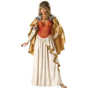 バイキング・プリンセス 海賊 ヴァイキング 衣装、コスチューム コスプレ 大人女性用 HQ|amecos