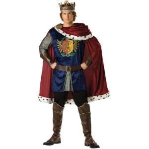 Noble King ノーブル・キング 王様 衣装 、コスチューム 男性用 HQ|amecos
