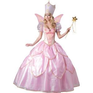シンデレラ フェアリーゴッドマザー 衣装、コスチューム 大人女性用 FAIRY GODMOTHER