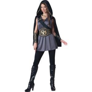 ハンター 衣装、コスチューム 大人女性用 HUNTRESS ADULT amecos