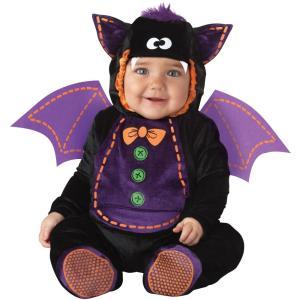 デビル 衣装、コスチューム ベビー用 BABY BAT|amecos