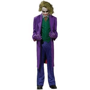 バットマン ダークナイト ジョーカー Grand Heritage 衣装 、コスチューム (男性用)