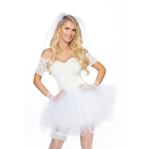 ウエディングドレス風 衣装、コスチューム 大人女性用 コスプレ ドレス|amecos