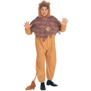 オズの魔法使い ライオン 衣装 、コスチューム 男性用 amecos