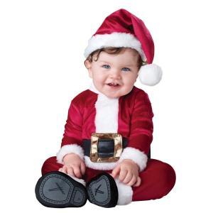クリスマス サンタクロース 衣装 、コスチューム ベビー用 クリスマス Baby Santa|amecos